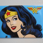 Wonder Woman magnet